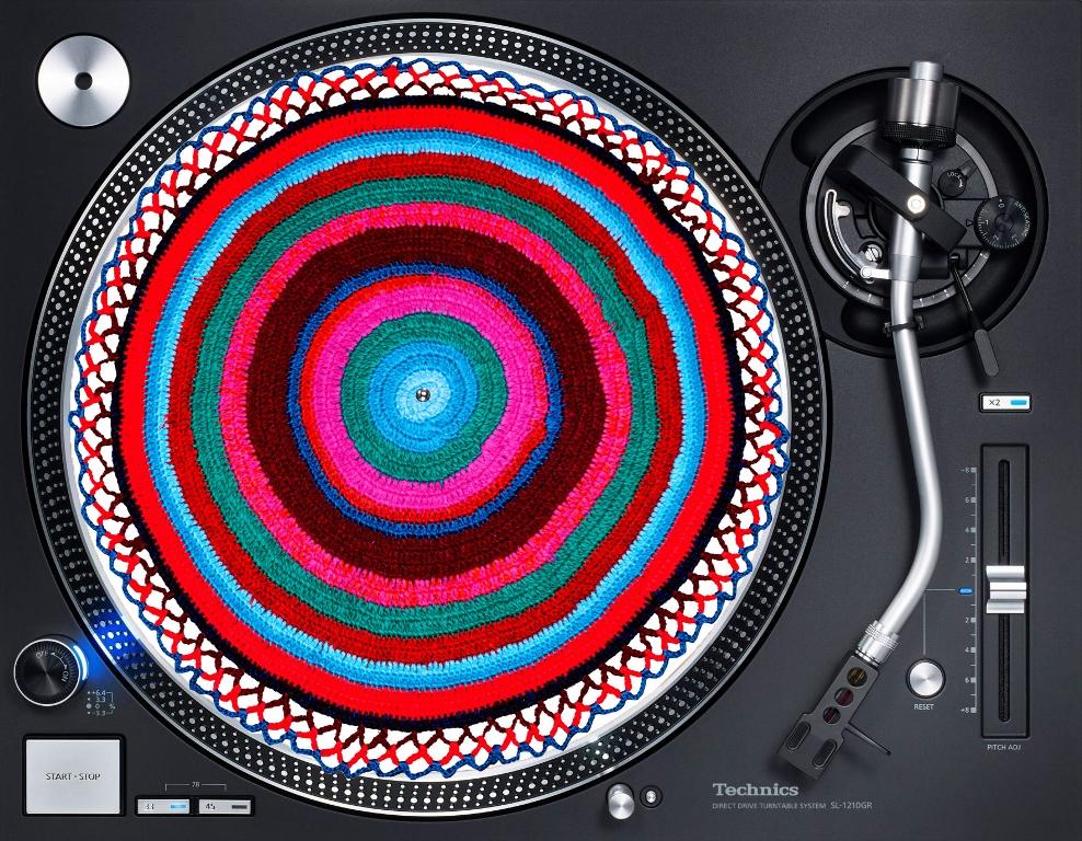 слипмат разноцветный коврик