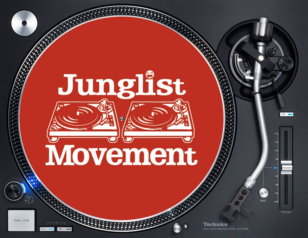слипмат Junglist Movement
